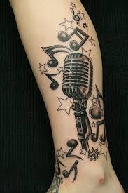 leg tattoo designs guys 87 best music tattoo images on pinterest music tattoos music