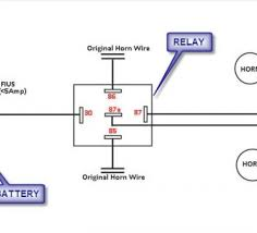 100 hella horn relay wiring diagram emejing how to wire a