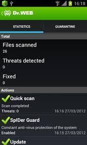 anti virus dr web light dr web anti virus light free 12 2 0 for android download