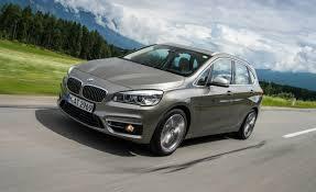 bmw minivan 2014 2015 bmw 2 series active tourer first drive u2013 review u2013 car and driver