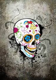 what are skull tattoos and what do they stand for sugar skulls u0027 status in popular culture what is their meaning and