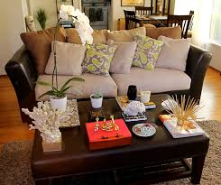 Decorating Sofa Table Behind Couch by Coffee Table Decor Ideas Pinterest Coffee Table