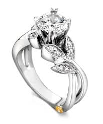 floral engagement rings mystic floral engagement ring schneider design california