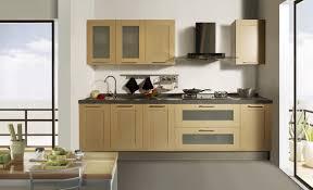 modern oak kitchen cabinets modern oak kitchen design cabinets with light granite countertops