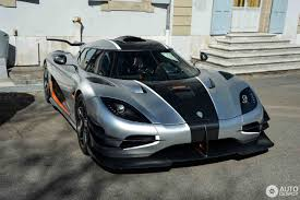 one 1 koenigsegg koenigsegg one 1 25 july 2017 autogespot