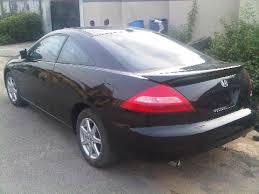 black 2003 honda accord coupe v6 for sale autos nigeria