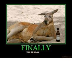 Relax Meme - finally time to relax motifakecom meme on sizzle