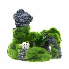 compare prices on artificial moss rocks online shopping buy low