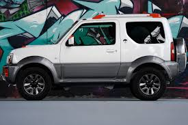 suzuki jimny suzuki introduces colorful jimny street limited edition in italy