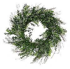artificial boxwood wreath artificial boxwood wreath 25 home kitchen