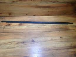 floor l parts glass 009153541 n a glass trim molding weatherstripping front left side