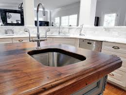 Inexpensive Kitchen Countertop Ideas by Painting Countertops For A New Look Hgtv