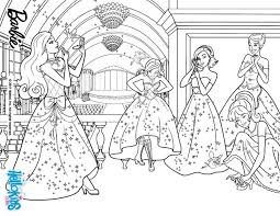 princesses and fairies coloring pages hellokids com