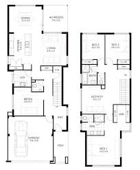 two floor plan best 25 two storey house plans ideas on 2 storey