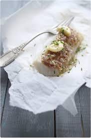 cuisine papillote dos de cabillaud en papillote au beurre de vanille chefnini