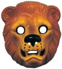 lion mask plastic lion mask toys
