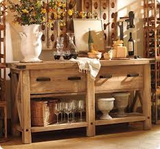 rustic buffet table rustic wrought iron mirrors rustic wrought