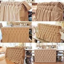 Diy King Tufted Headboard by King Sized Extra Thick Extra Tall Tufted Upholstered Headboard