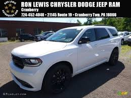 dodge jeep white 2017 white knuckle dodge durango r t awd 115370614 gtcarlot com