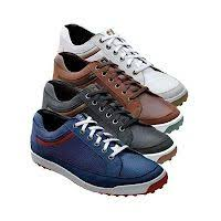 Most Comfortable Spikeless Golf Shoes Ashworth Cardiff Adc Spikeless Golf Shoes G54298 Men U0027s Golf