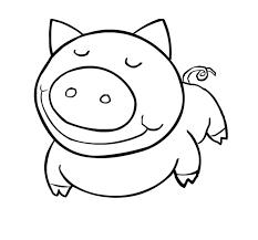 pig template animal templates free u0026 premium templates