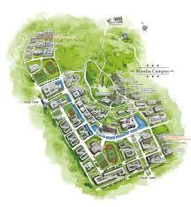 Nanjing China Map by Maps Of The Campus