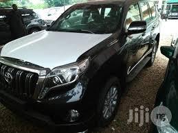 toyota land cruiser prado 2017 toyota prado 2017 for sale in garki i buy cars from abba g on