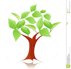 modern tree symbol royalty free stock photography image 7917747