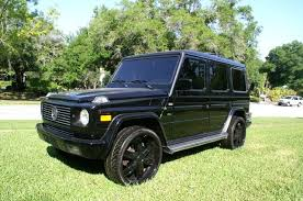 used mercedes g wagon 2002 used mercedes g class g500 at auto sales serving