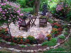 Garden Design For Small Backyard Page  Of  Landscape - Backyard garden design