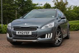 peugeot 508 interior 2013 peugeot 508 rxh 2012 2017 features equipment and accessories