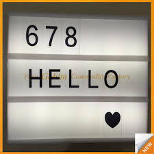 light in the box number gbkh 59 small led light box led light box sign light in the box with