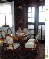 royal dining room royal dining table stock photo image 46817628