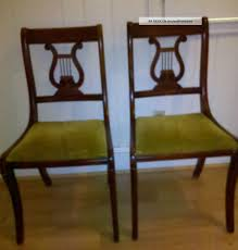 furniture gorgeous vintage style dining chairs pictures vintage