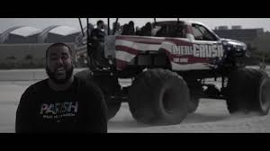 monster truck music video zm