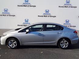 2014 honda hatchback 2014 used honda civic sedan 4dr cvt lx at honda mall of