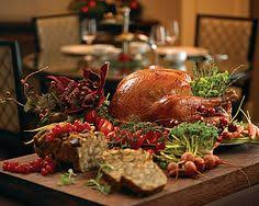 chef kerry sear unveils thanksgiving buffet food drinks