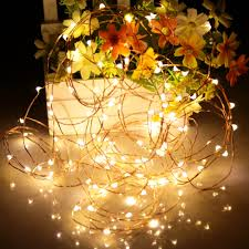 aliexpress com buy led starry copper wire string tomshine 4pcs