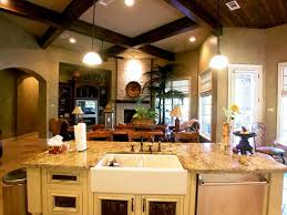 kitchen and great room designs