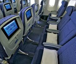 Comfort On Long Flights United Hemispheres Magazine Economy Plus Comfort On
