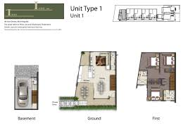 Icon Floor Plan by Calibre Property Development Specialists