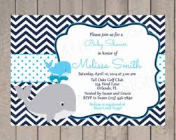 whale baby shower ideas whale baby shower invitations marialonghi