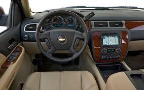 2008 Silverado Interior 2008 Chevrolet Suburban 2500 First Test Motor Trend