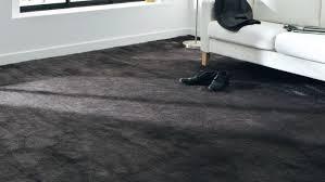 moquette chambre à coucher moquette gris anthracite par maclou