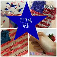 mini monets and mommies 4 fourth of july crafts and 5 reasons