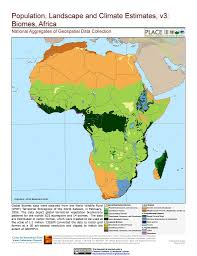 Morocco Africa Map by Maps Population Landscape And Climate Estimates Place V3