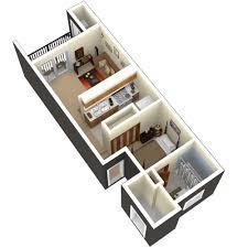 small one bedroom apartment puerta del sol apartments