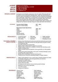 Job Seeker Resume by Enjoyable Ideas Media Resume 3 Media Cv Template Job Seeker Tv