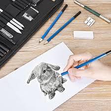 ghb 36pcs drawing pencils set for artists sketching pencils art
