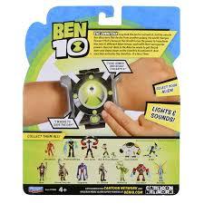 amazon ben 10 basic omnitrix role play toys u0026 games